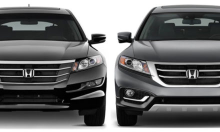 Honda Crosstour Generations