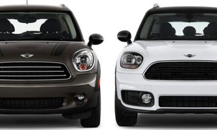 Mini Countryman Generations