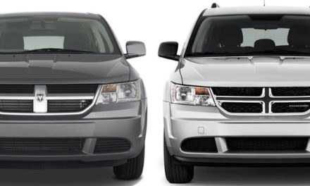 Dodge Journey Generations