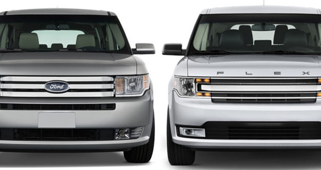 Ford Flex Generations