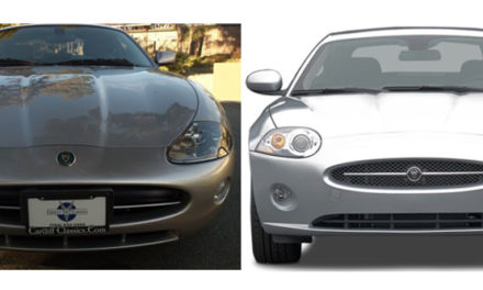 Jaguar XK Generations
