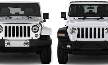 Jeep Wrangler Unlimited Generations