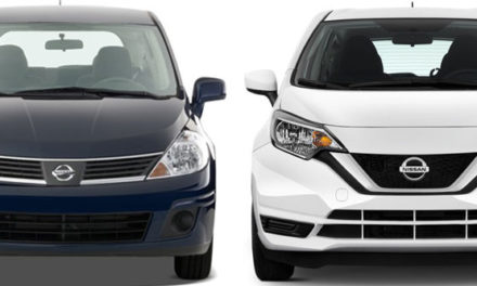 Nissan Versa Note Generations