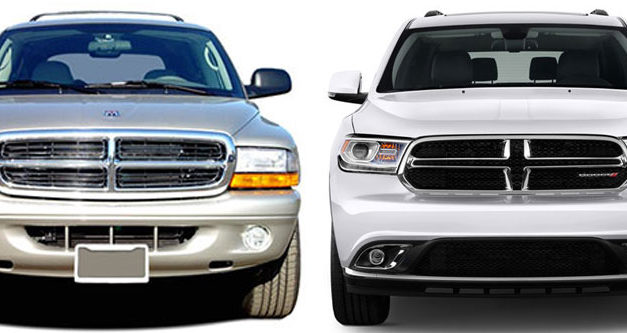 Dodge Durango Generations