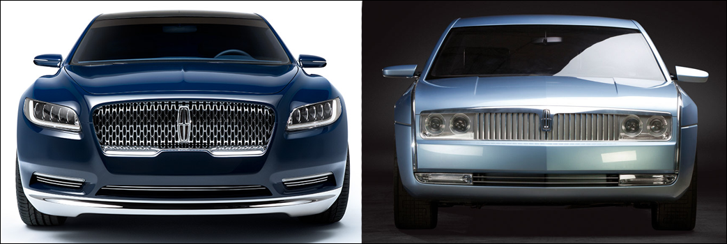 Lincoln Continental Concept Paves Way for Brand's Future – Again