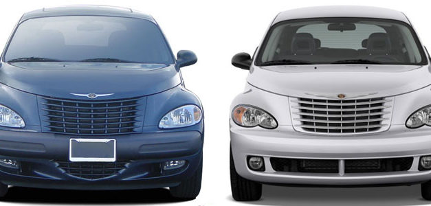 Chrysler PT Cruiser Generations