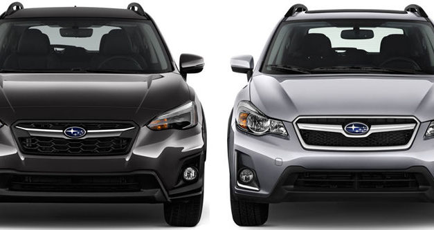 2018 Subaru Crosstrek Compared