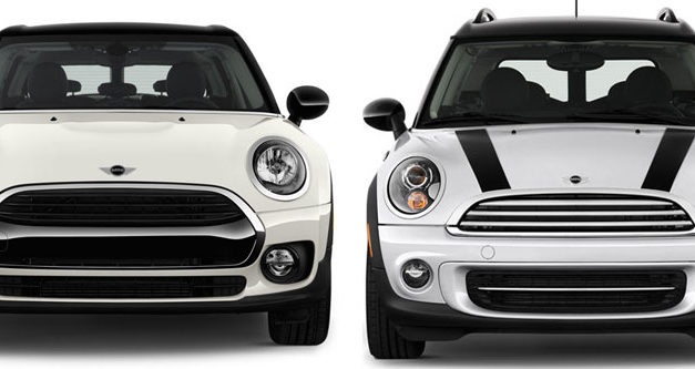 2016 Mini Clubman Compared