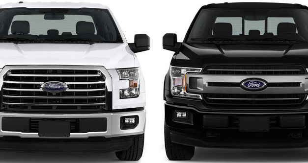 2018 Ford F-150 Compared