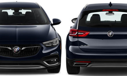 Buick Regal TourX Generations