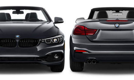 BMW 4 Series Cabrio Generations
