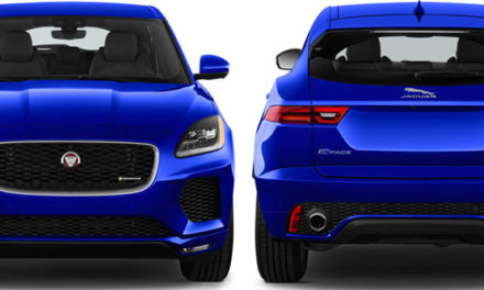Jaguar E-Pace Generations